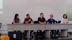 Participação no Encontro Pedagógico do Campus em 2020