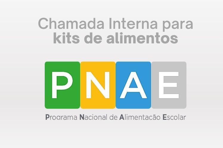 É a segunda chamada interna com recursos do PNAE neste ano