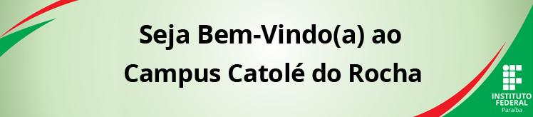 Banner Catolé do Rocha
