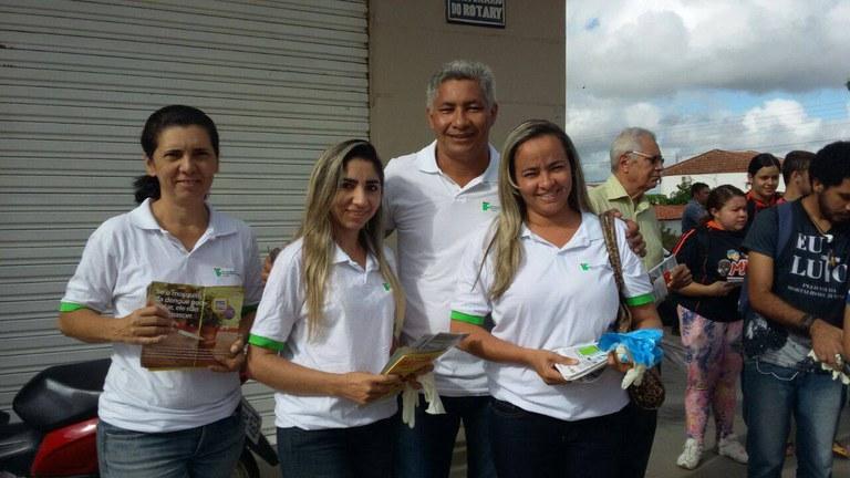 Campus Catolé do Rocha participa de Evento promovido pelo Rotary Club