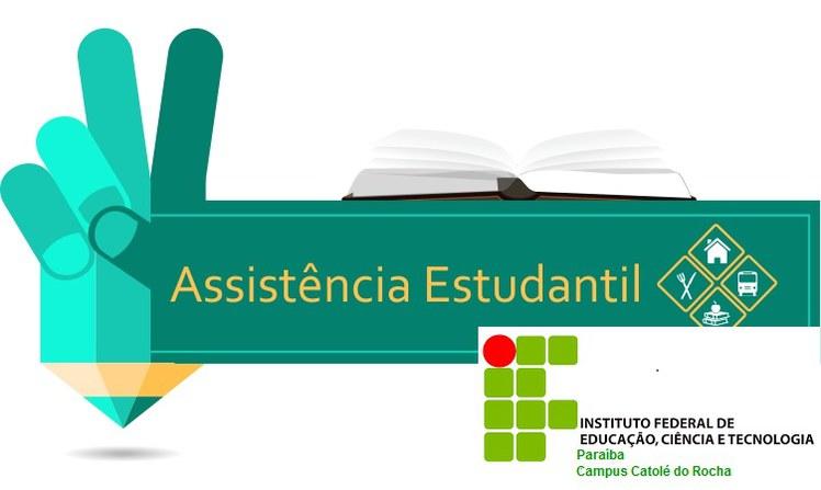 Campus Catolé do Rocha lança Edital de Inscrições para os Programas de Auxílio Moradia, Alimentação e Transporte
