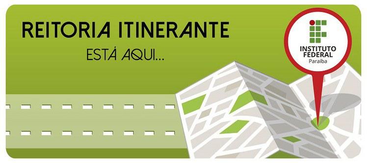 A comunidade do Campus participou de forma efetiva desta edição da Reitoria Itinerante