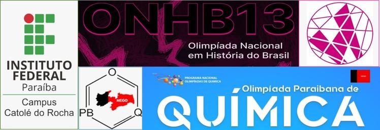 Nas olimpíadas nacionais de Química e de História do Brasil o desempenho foi excelente