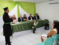 Foram certificadas as turmas dos cursos de Secretaria Escolar e Segurança no Trabalho