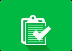 A entrega da documentação de pré-matrícula deve ser realizada nos dias 24 e 25 nos polos de apoio presencial