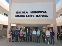 Unidade que funciona na Escola Maria Leite Rafael oferece curso em Guia de Turismo