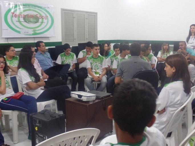 Projeto de Extensão beneficiou cerca de 150 pessoas nos campi Santa Rita, Itabaiana e Esperança
