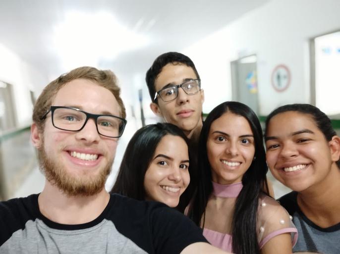 Ex-alunos apresentaram suas experiências dentro e fora do IFPB