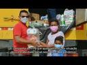 Comunidade recebe cestas básicas do IFPB Solidário