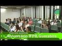 TVIFPB   Aniversário Campus Guarabira