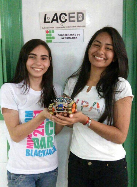 Talentos na tecnologia em Guarabira