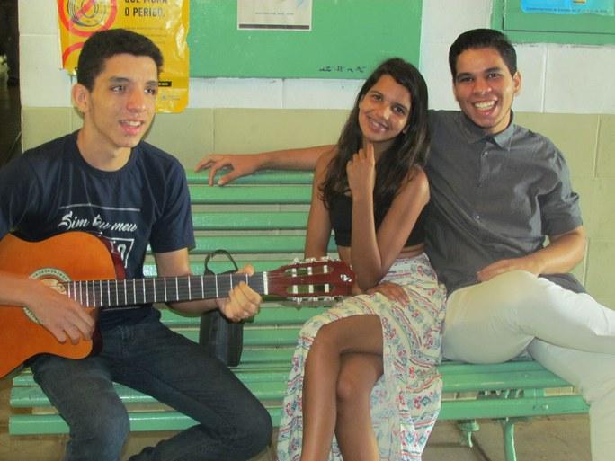 O primeiro Festival de Canto do IFPB – campus Guarabira ocorreu nessa quarta-feira (19)