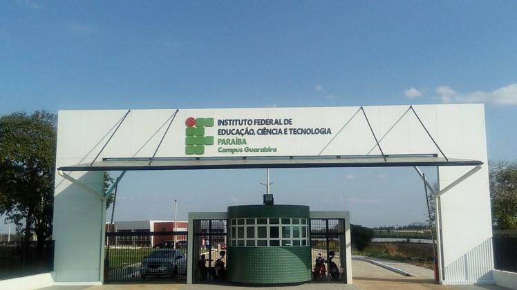 IFPB Campus Guarabira inicia atividades na sede definitiva no próximo dia 23 de janeiro