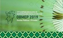 A OBMEP 2019 é dirigida aos alunos do 6º ao 9º ano do Ensino Fundamental e aos alunos do Ensino Médio, de escolas públicas municipais, estaduais e federais, e escolas privadas.