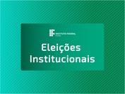 Os candidatos indeferidos poderão interpor recurso para a Comissão Eleitoral, nos dias 19 e 20 de setembro