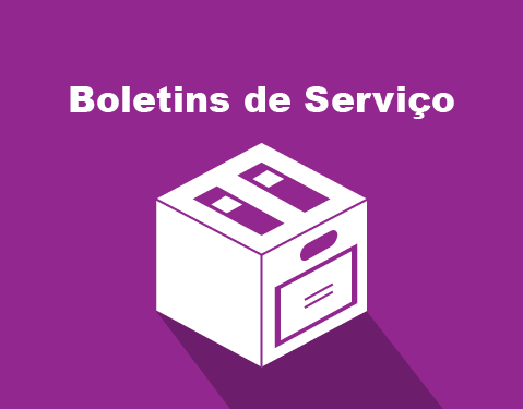 Boletins de Serviço