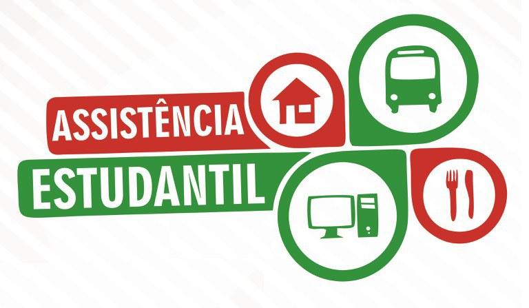 Edital é referente aos programas de auxílios Alimentação, Moradia e Transporte Estudantil.