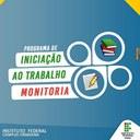Monitoria - IFPB Campus Itabaiana