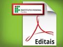 Editais - IFPB