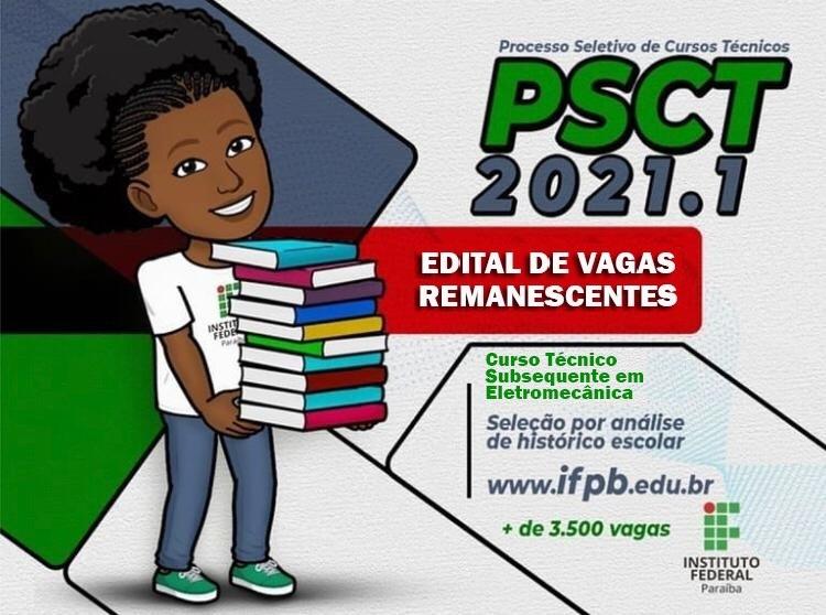 Inscrições vão de 12 a 23 de abril e são para estudantes que já concluíram o ensino médio