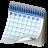 Este ícone é utilizado no CSS para a listagem dos anos.