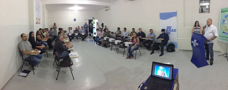 O encontro contou com prefeitos eleitos do Vale do Piancó e órgãos públicos regionais