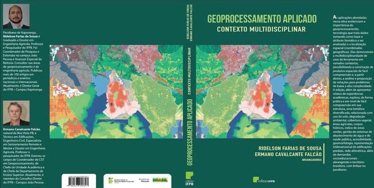 Publicação contempla experiências desenvolvidas pela área de geoprocessamento