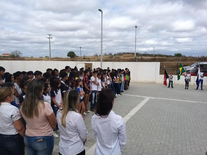 Evento foi promovido pela 7ª Gerência Regional de Educação de Itaporanga-PB