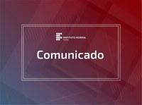 Reitoria informa alteração do expediente por conta dos feriados religiosos de junho