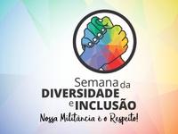 O evento promove a discussão sobre o acolhimento da diversidade humana