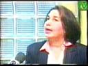 Reportagem no JPB sobre tratamento da água. 2000.