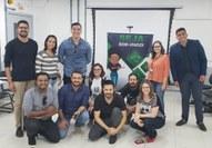 O campus Palhoça é o primeiro da Rede Federal na modalidade bilíngue – Libras/Português