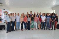 A reunião de alinhamento da gestão aconteceu nesta quinta-feira (13)