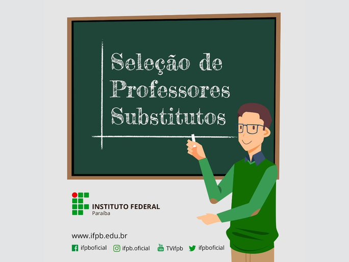 Inscrições abertas para Campus Sousa e Pedras de Fogo.