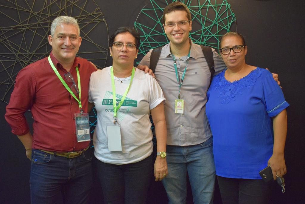07 Professores Valdecir, Silvana, Francisco e Marcia da PRPIPG.JPG