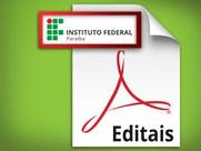 Edital é para seleção interna e envolve estudantes e servidores em propostas de extensão. Inscrições até dia 03.