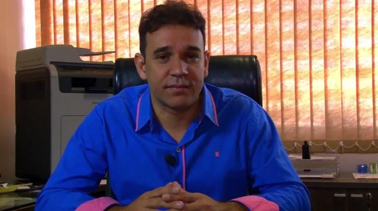 Diretor Geral do Campus Monteiro