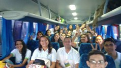 Campus Monteiro participa do primeiro dia da Expotec.