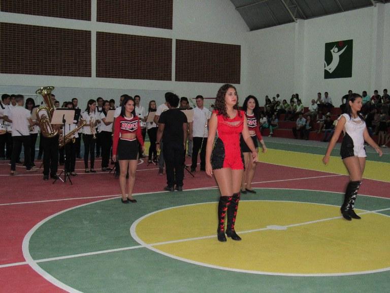 Campus Monteiro participa do Jogos Intercampi.