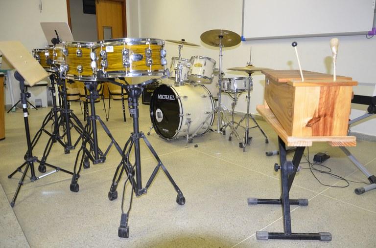 Monteiro está realizando um ciclo de defesas de recitais para conclusão do Curso Técnico em Instrumento Musical.