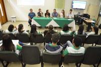O objetivo do programa é o protagonismo dos estudantes na contribuição da tomada de decisões relativas as políticas públicas estudantis