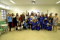 Evento contou com a participação de servidoras e colaborados do Instituto