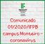 Comunicado 01 campus Monteiro.png