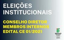 O campus Monteiro realizará eleições para escolha dos membros internos do Conselho Diretor (biênio 21/22)