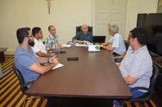 Comissão é composta por estudantes, representante do DCE e pelo professor Arilde Alves