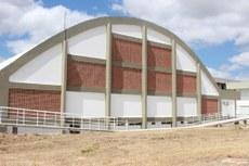 Novo ginásio poliesportivo do  campus Campina Grande será inaugurado nesta sexta-feira (26).