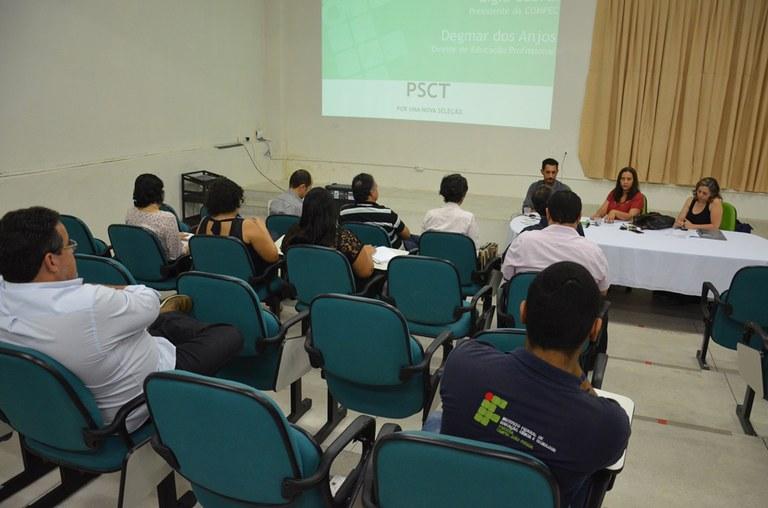 Reunião PSCT