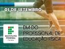 Dia do Profissional de Educação Física