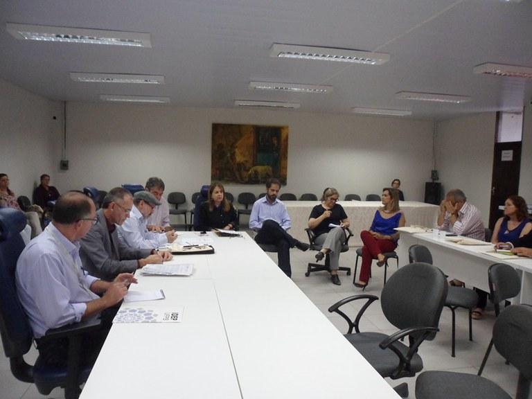 Reunião reitores na UFPB
