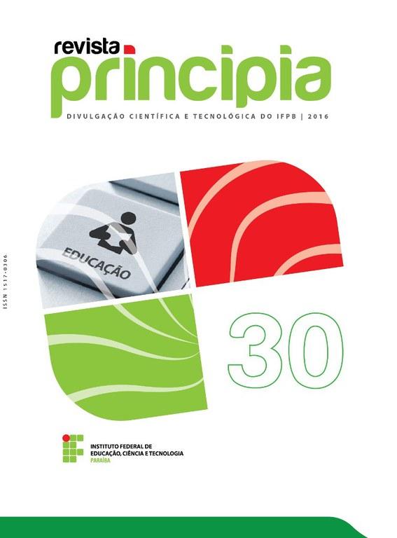 Edição nº 30 da revista Principia